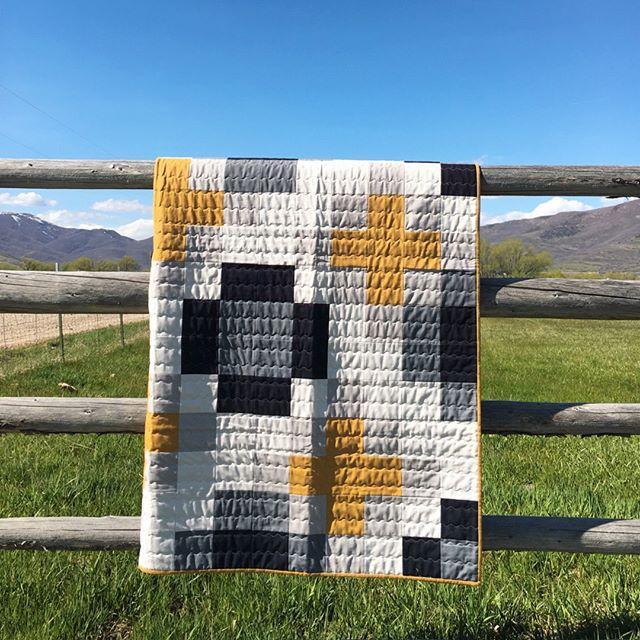 Patchwork Plus Quilt