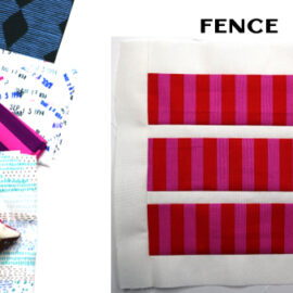 Fence Block by Amy Ellis for Modern Quilt Block Series