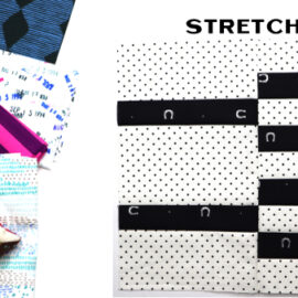 Stretch Block by Amy Ellis for Modern Quilt Block Series