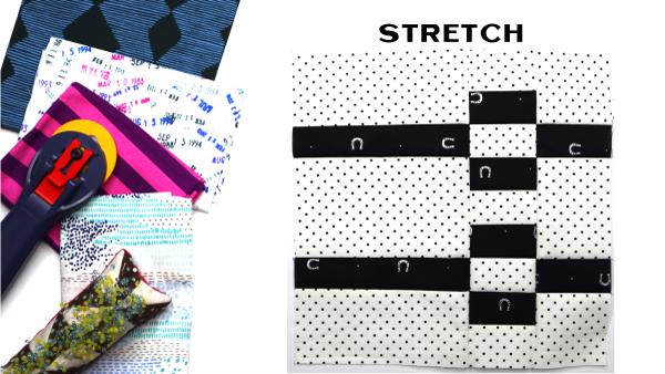 Stretch Block: Modern Quilt Block Series